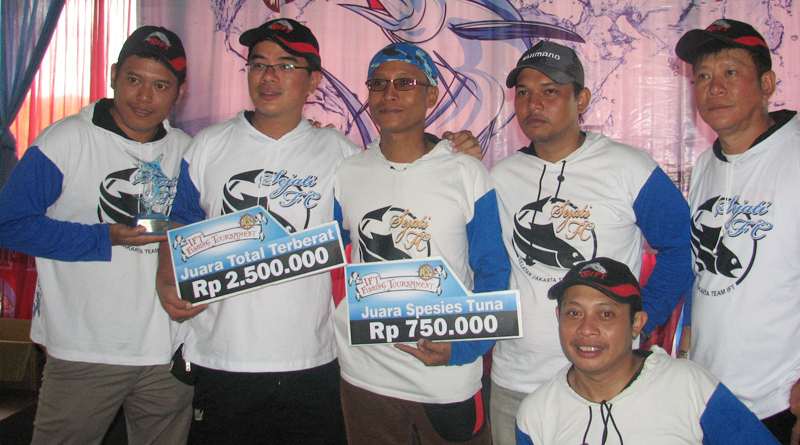 Report : IFT Fishing Tournament 6 – 2011
