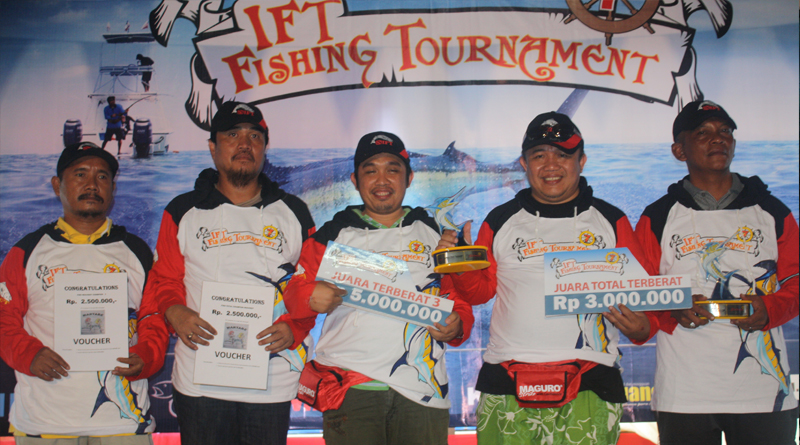 Report : IFT Fishing Tournament 7 – 2012