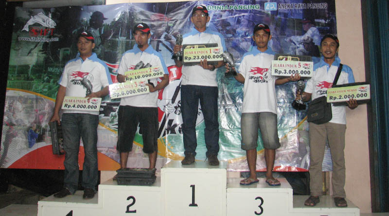 Report : IFT Fourstrikes Tahap 3 – 2013