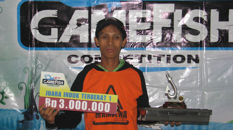 Report : IFT Game Fish Tahap 2 – 2013