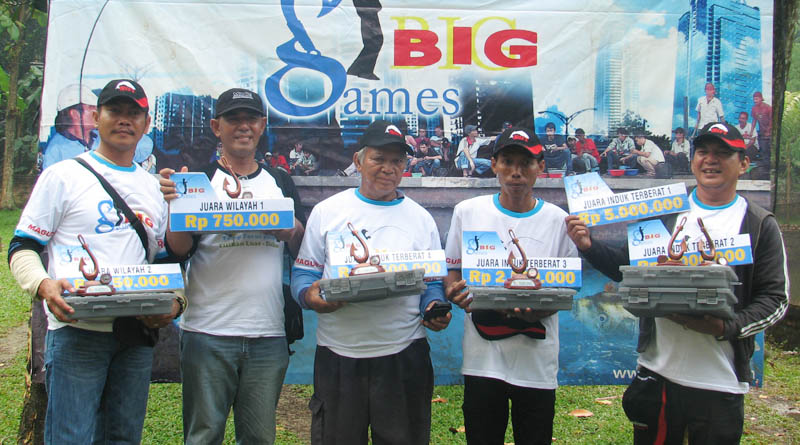 Report : IFT Big Games Tahap 2 – 2013