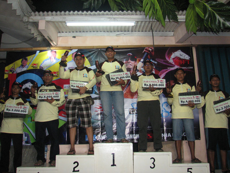 Report : IFT Fourstrikes Final 2013