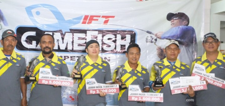 Report : IFT Gamefish Tahap 1 – 2016