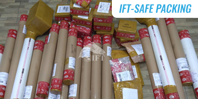 packing ift